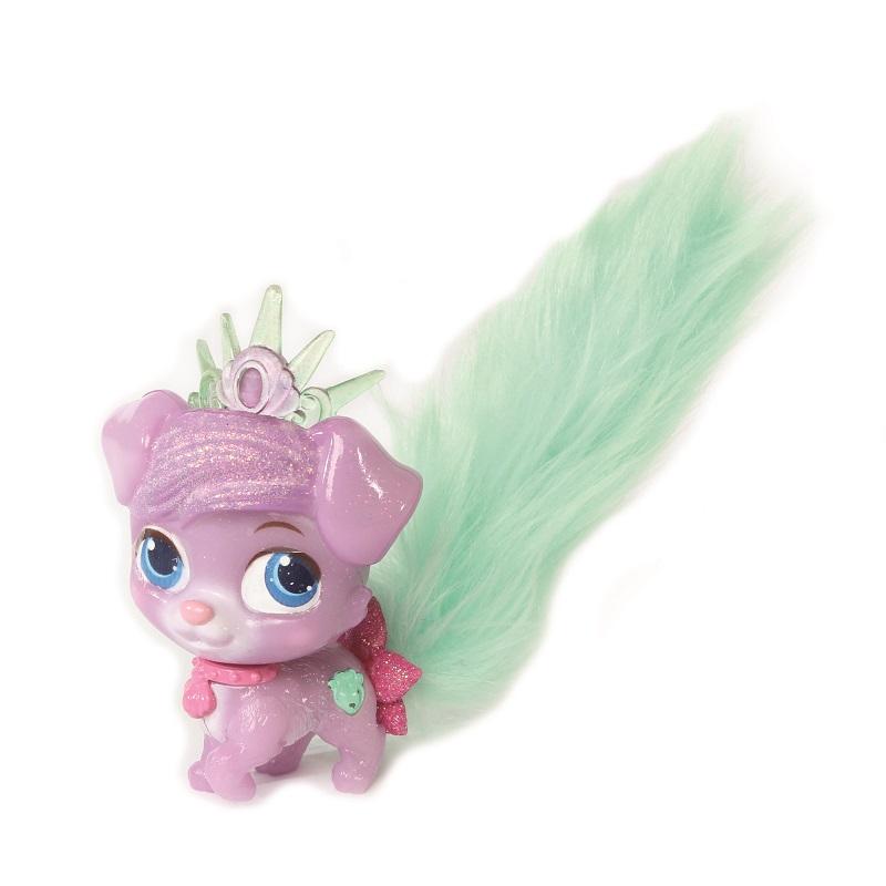 Figurina Disney cu coada care lumineaza - Matey, Catelusul Lui Ariel