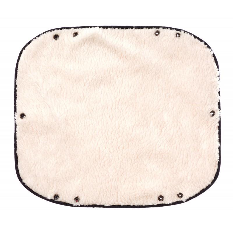 Manusa de iarna pentru manerul caruciorului Bleumarin