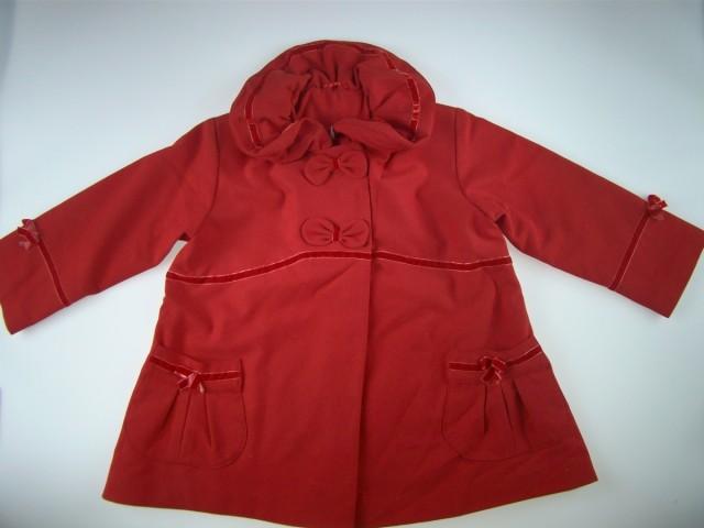 Palton fetite Sunset (Masura 110 (4-5 ani))