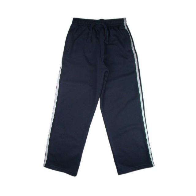 Pantaloni trening baieti vatuiti la interior (Masura 128 (7-8 ani))