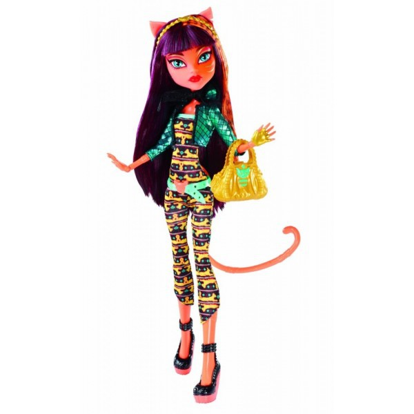 Papusa Cleolei - Monster High Freaky Fusion