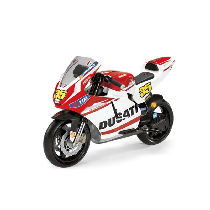 Motocicleta electrica Peg Perego Ducati GP