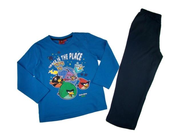 Pijama baieti Angri Brids (Masura 128 (7-8 ani))