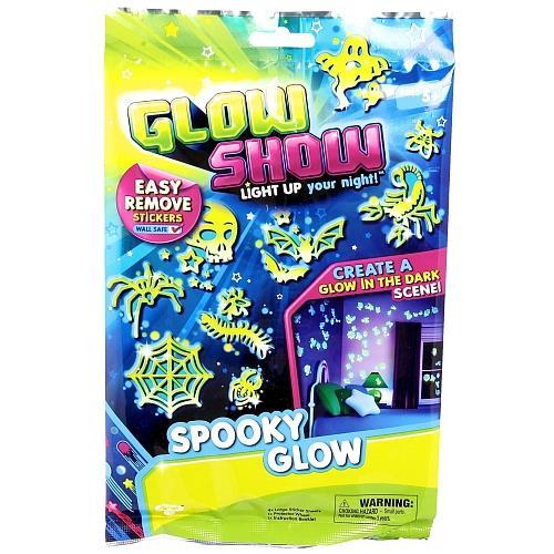 Rezerva Stickere Glow Show - Spooky Glow