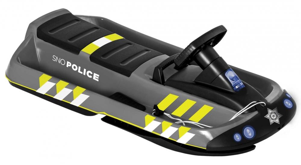 Sanie Sno Police