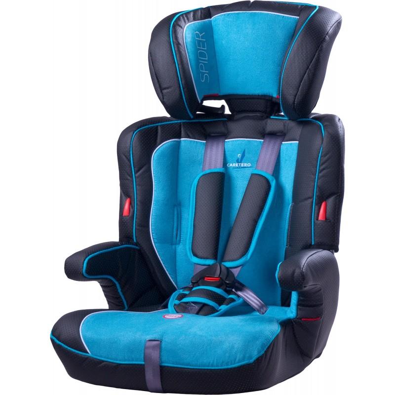 Scaun auto Caretero Spider 9-36 Kg Blue