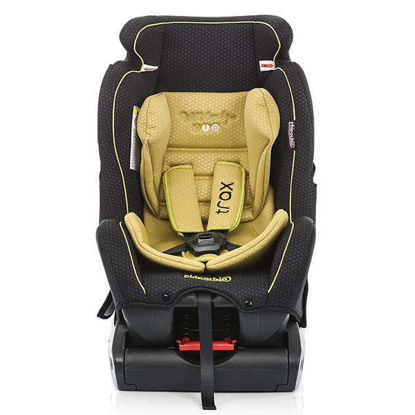 Scaun auto Chipolino Trax 0-25 kg gold