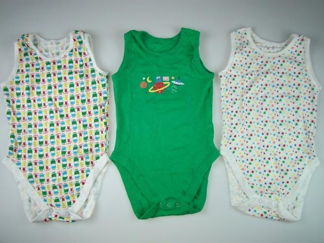 Set 3 bodiuri copii (Masura 5662 (03 luni))