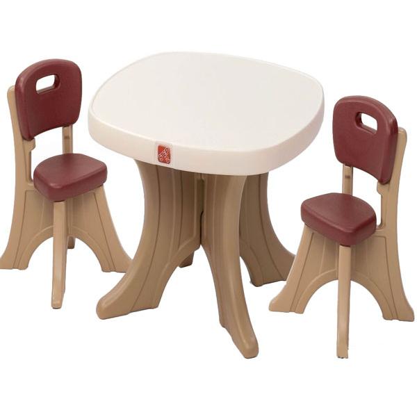 Set Masuta cu 2 scaune pentru copii