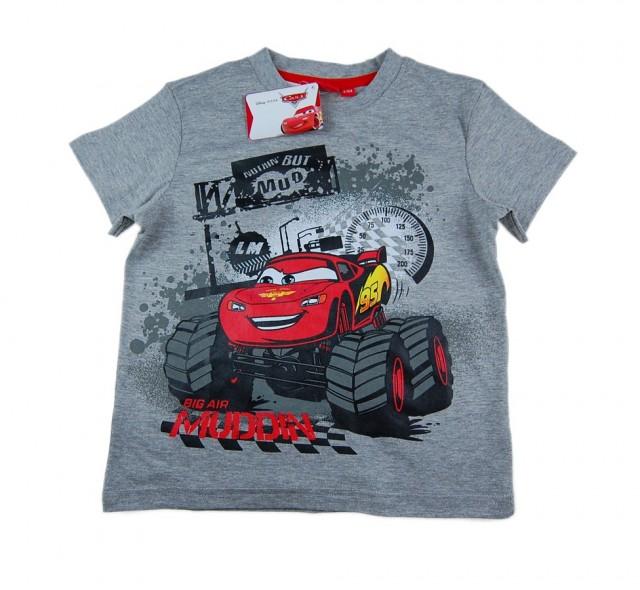 Tricou copii Cars Race (Masura 110 (4-5 ani))