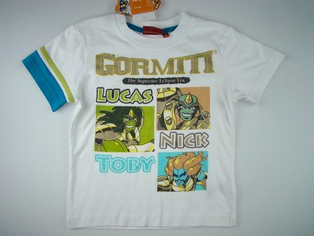 Tricou copii Gormiti (Masura 140 (9-10 ani))