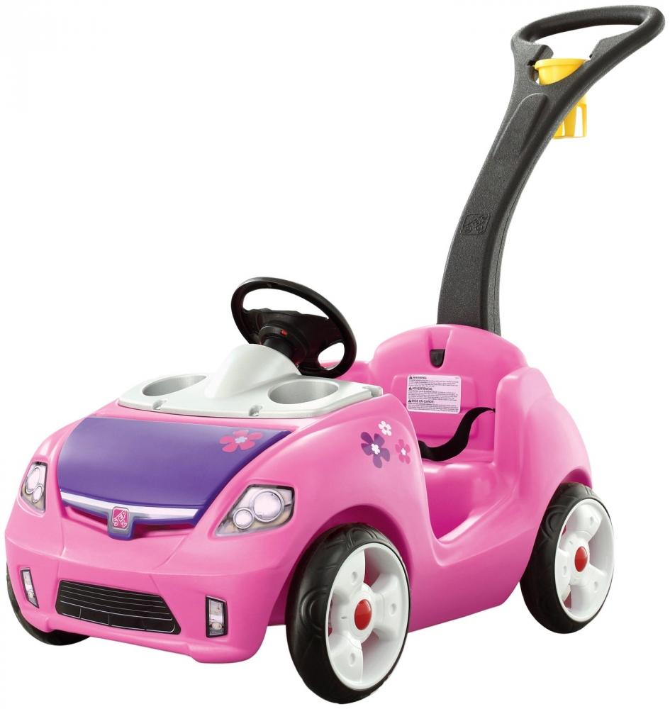 Masinuta Whisper Ride Ii Pink