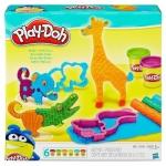 Set Plastilina Play Doh Gradina Zoologica
