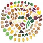 Set de alimente Play Food 101 piese