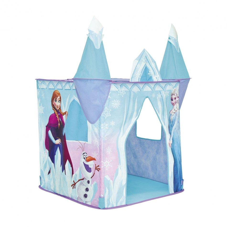 Cort de joaca Castelul Frozen