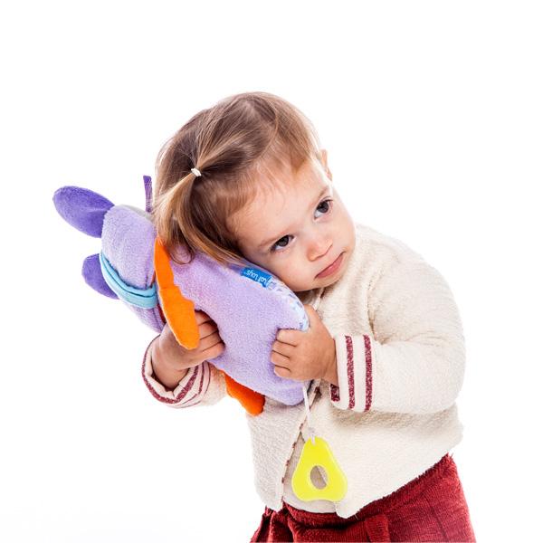 Jucarie muzicala multifunctionala - Soricelul somnoros Taf Toys