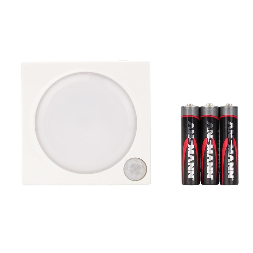 Lampa cu senzor lumina si de miscare pe baterii AAA Ansmann imagine