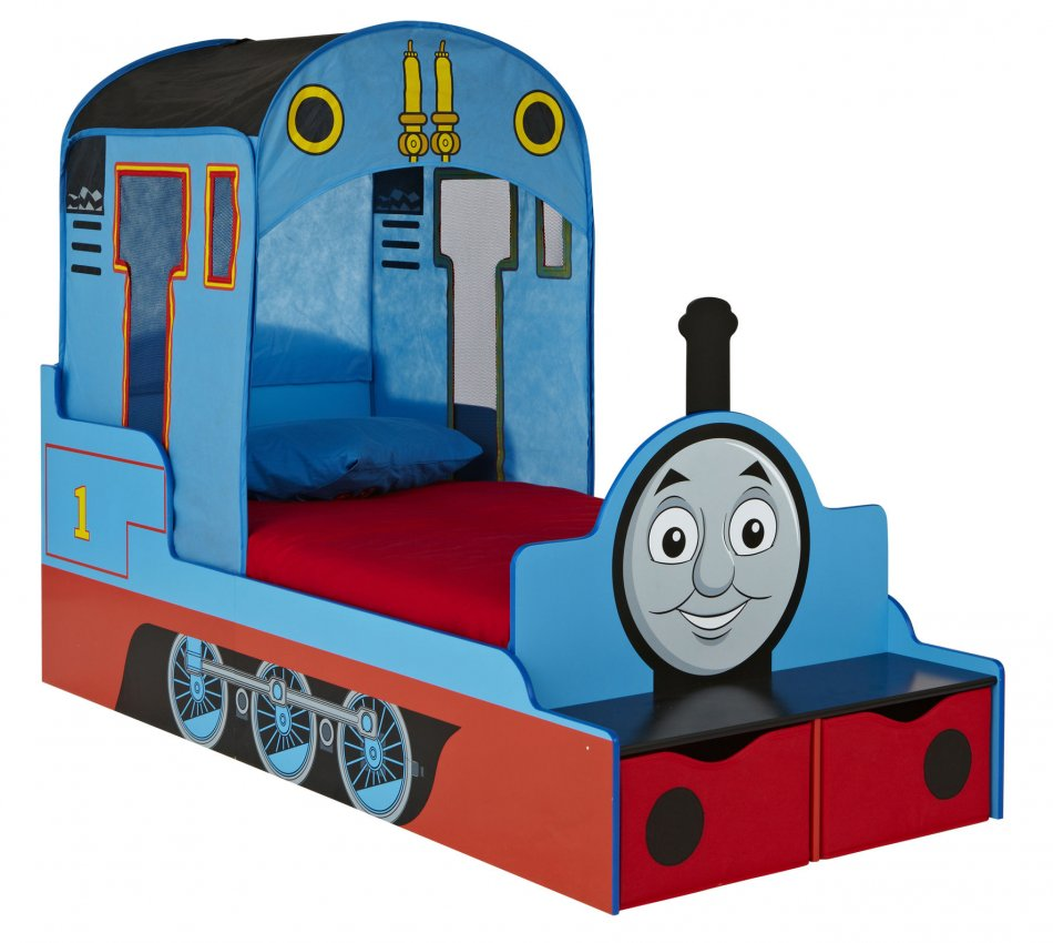 Pat locomotiva Thomas