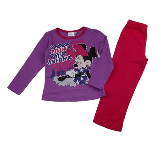 Pijama Disney Minnie Mouse (Masura 128 (7-8 ani))