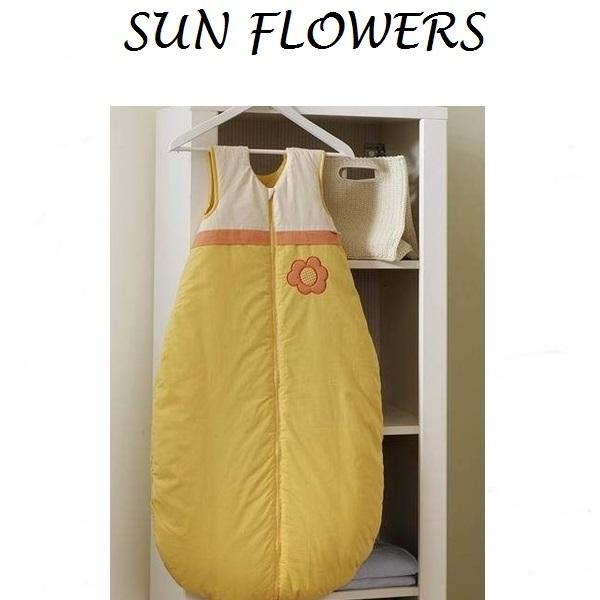 Sac de dormit Feretti Dreamer 85 Sun Flower