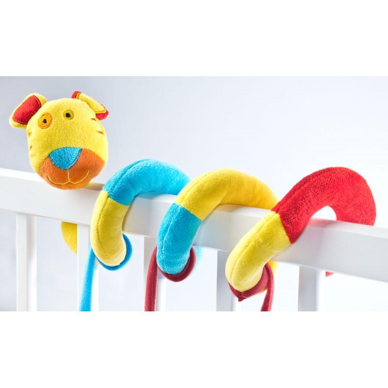 Spirala cu jucarii pentru patutcarucior Tiger
