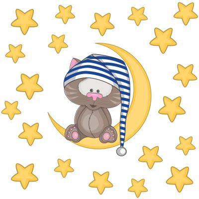 Sticker decorativ Somn usor