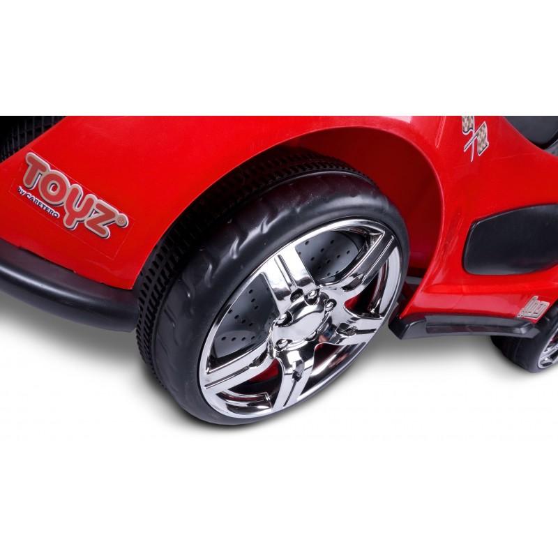 Masinuta electrica cu telecomanda Toyz Aero 2x6V Red