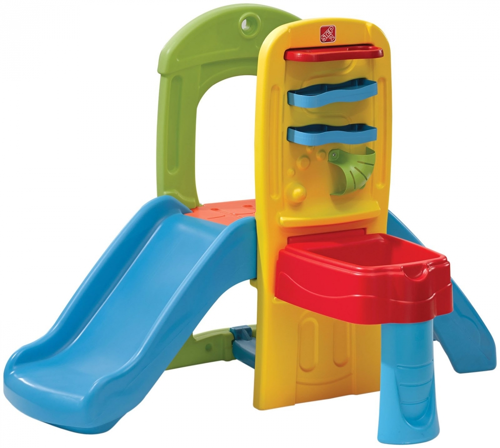 Turnulet cu tobogan Play Ball Fun Climber