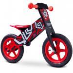 Bicicleta din lemn Toyz by Caretero Zap Red