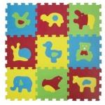 Puzzle Covoras din spuma Animale