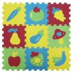 Puzzle Covoras din spuma Fructe