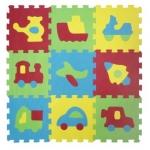 Puzzle Covoras din spuma Transport