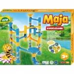 Set de joaca labirint de bile 37 piese si 7 bile Albinuta Maia