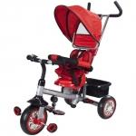 Tricicleta Confort Plus Sun Baby Rosu