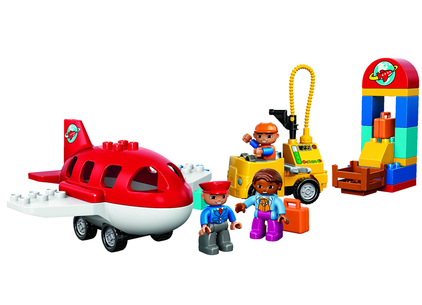 Aeroport LEGO DUPLO (10590)