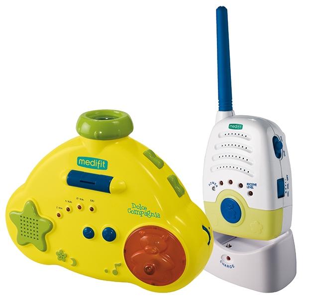 Baby Monitor + Proiectare + Inregistrare + Muzica