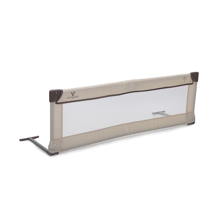Bariera de protectie pentru pat Bed Rail Cangaroo Beige