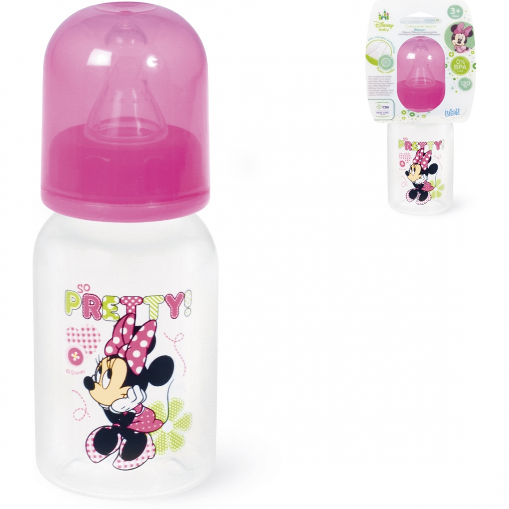 Biberon 120 ml Minnie Lulabi 8088712