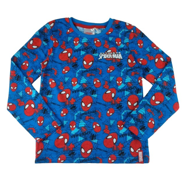 Bluza copii Spiderman (Masura 104 (3-4 ani))