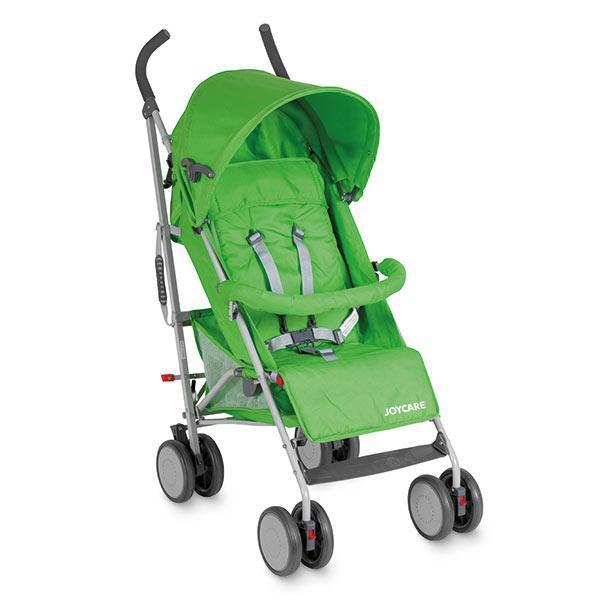 Carucior copii cu 5 pozitii Joycare Verde
