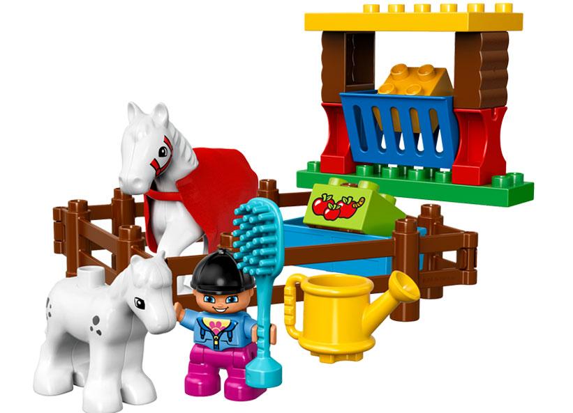 Cai LEGO DUPLO (10806)