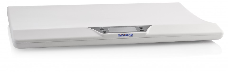 Cantar electronic copii Miniland eMYScale