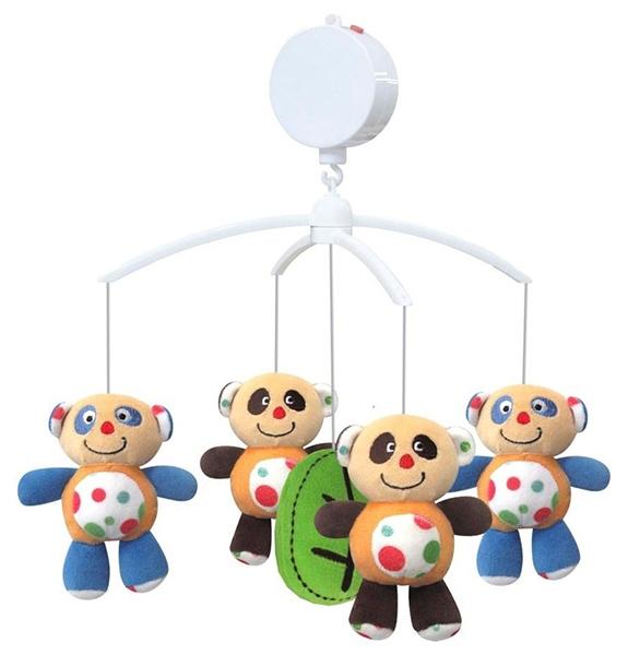 Carusel Muzical Patut Bebe Baby Mix Tk 336m Panda