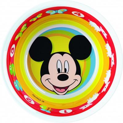Castron BBS 14 cm pentru copii cu licenta Mickey Mouse