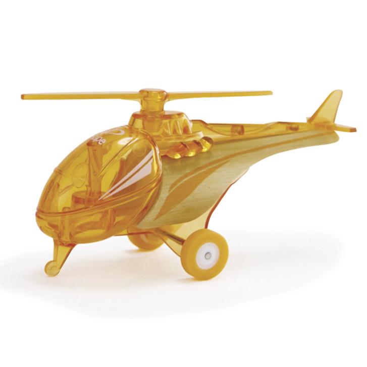 Elicopterul itzi bitzi - colectia bambus Hape