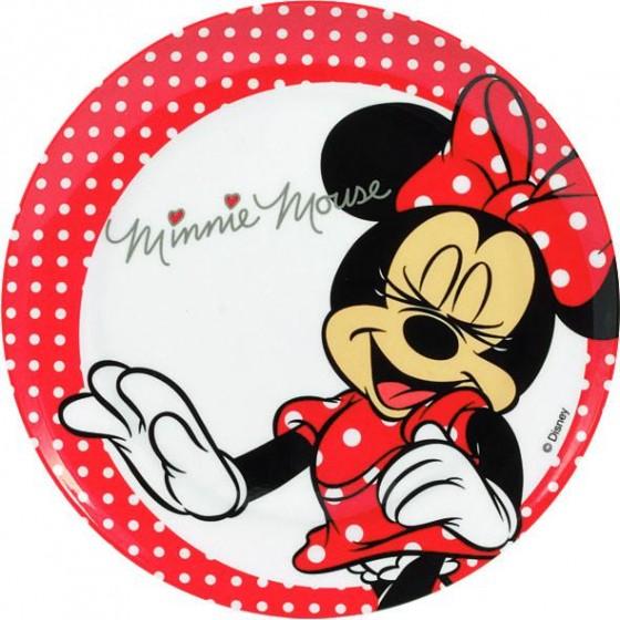Farfurie Intinsa Bbs 20 Cm Pentru Copii Cu Licenta Minnie Mouse