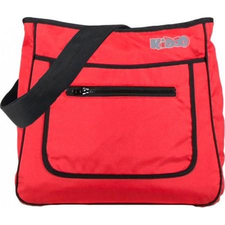 Geanta accesorii Mama Bag Deluxe Kiddo Red