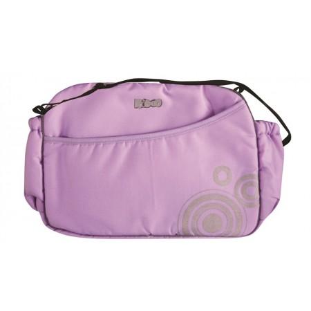 Geanta accesorii Mama Bag Kiddo Purple