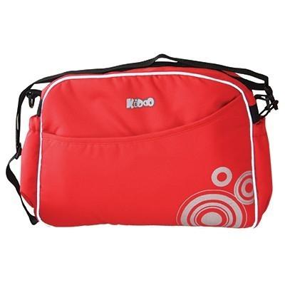 Geanta accesorii Mama Bag Kiddo Red