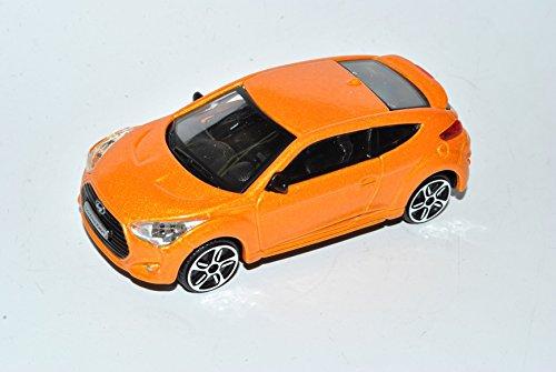 Hyundai Veloster Turbo - Portocaliu - scara 143 - Colectia Street Fire